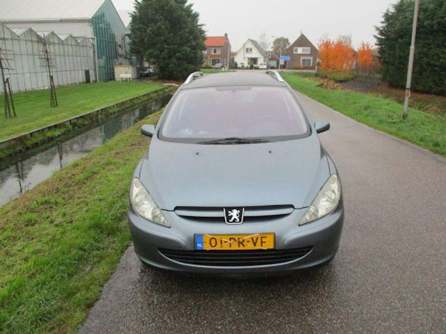 Peugeot 307 SW 1.6 HDiF Navtech