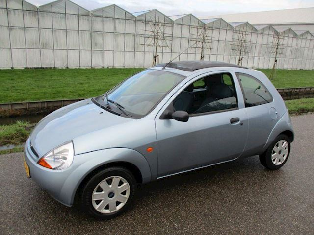 Ford Ka 1.3 Summer Edition met Cabriotop