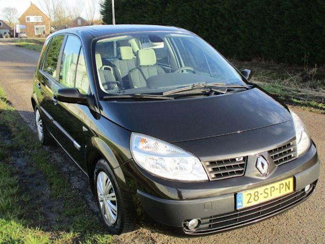Renault Scenic Scénic 1.6-16V Expression Comfort
