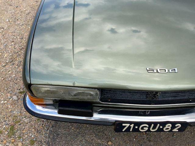 Peugeot 504 Cabriolet 2.7 V6