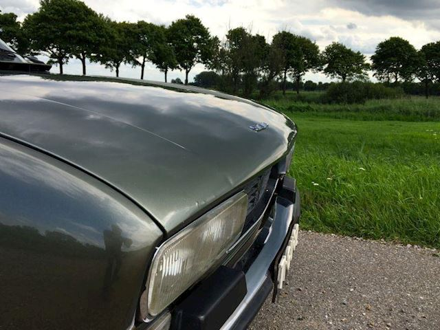 Peugeot 504 Cabrio V6 2.7