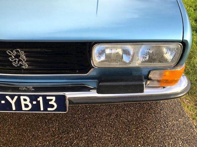 Peugeot 504 2.0 Coupé Inj.