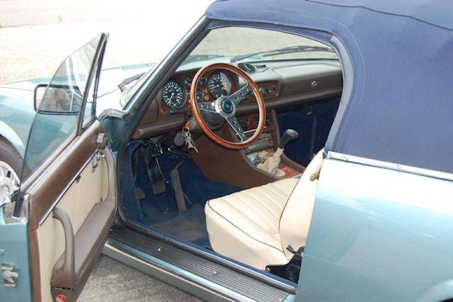 Peugeot 504 V6 Cabrio inj.