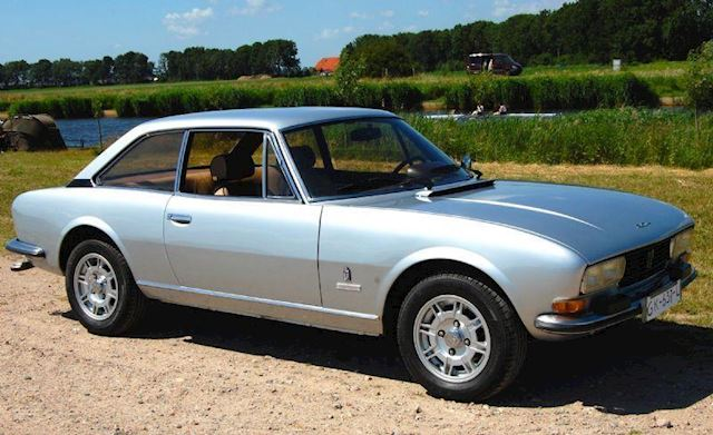 Peugeot 504 Coupe V6 2.7 TI Pininfarina