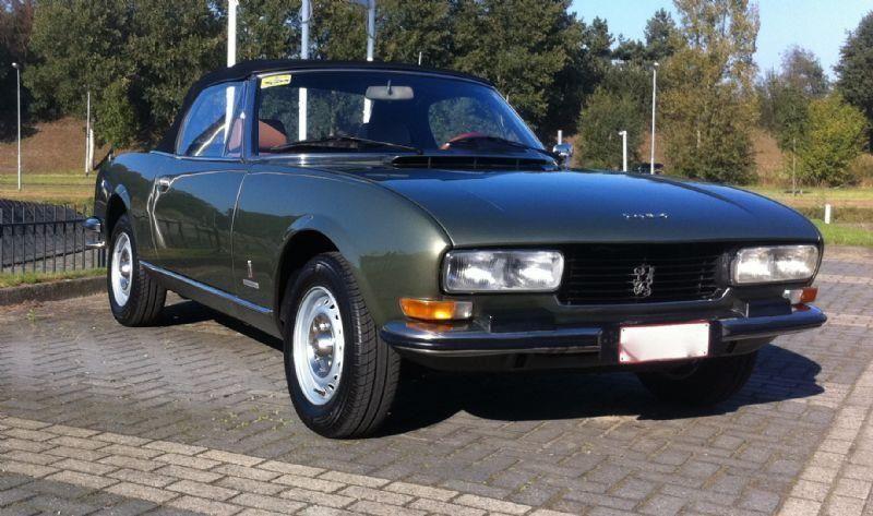Peugeot 504 occasion - Terra Benelux BV