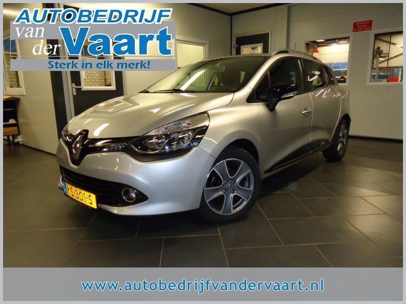 Renault Clio occasion - Autobedrijf van der Vaart
