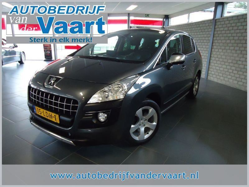 Peugeot 3008 occasion - Autobedrijf van der Vaart