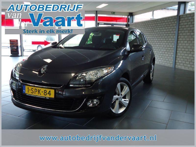 Renault Megane occasion - Autobedrijf van der Vaart
