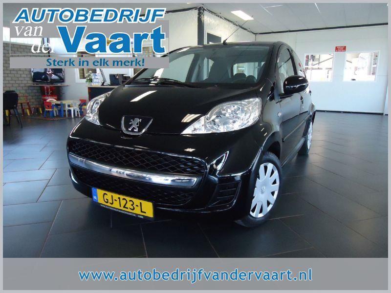 Peugeot 107 occasion - Autobedrijf van der Vaart