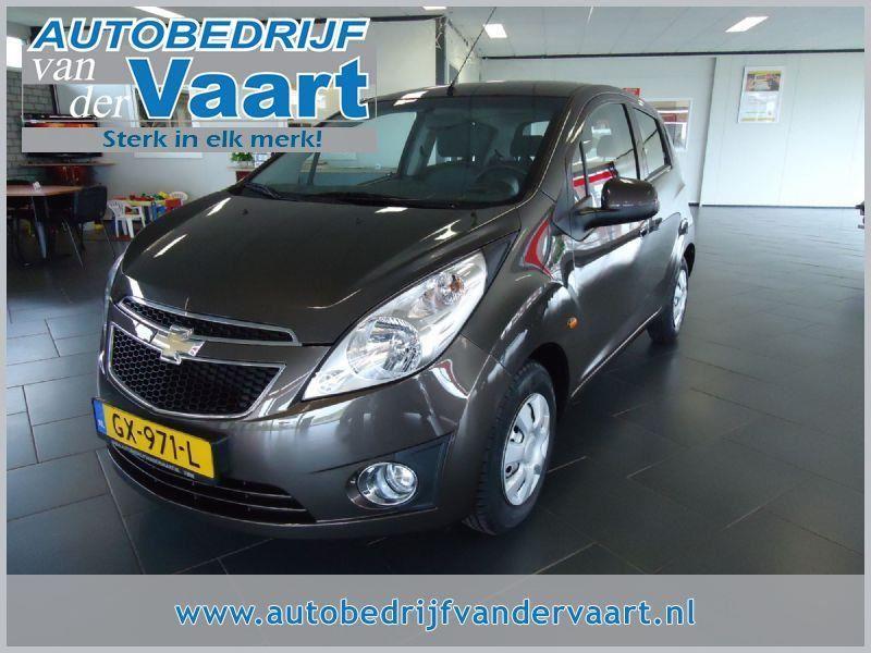 Chevrolet Spark occasion - Autobedrijf van der Vaart