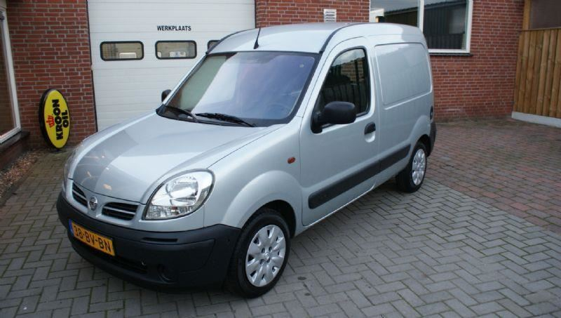 Nissan kubistar dci occasion - Autoservice Wachtmeester