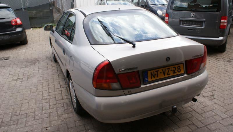 Mitsubishi Carisma occasion - Autoservice Wachtmeester