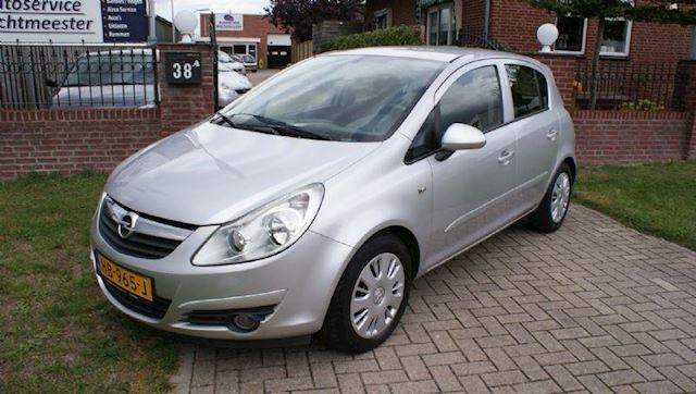 Opel Corsa 1.2-16V Business