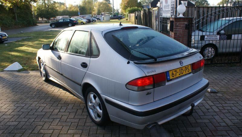 Saab 9-3 occasion - Autoservice Wachtmeester