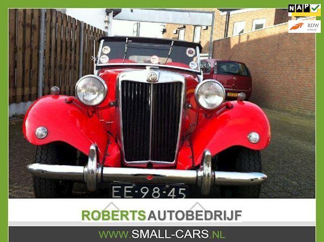 MG TD 1250 occasion - Roberts Autobedrijf