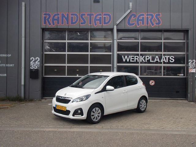 Peugeot 108 1.0 e-VTi Collection  Airco Elek Pakket 5Deurs 2017bj GARANTIE