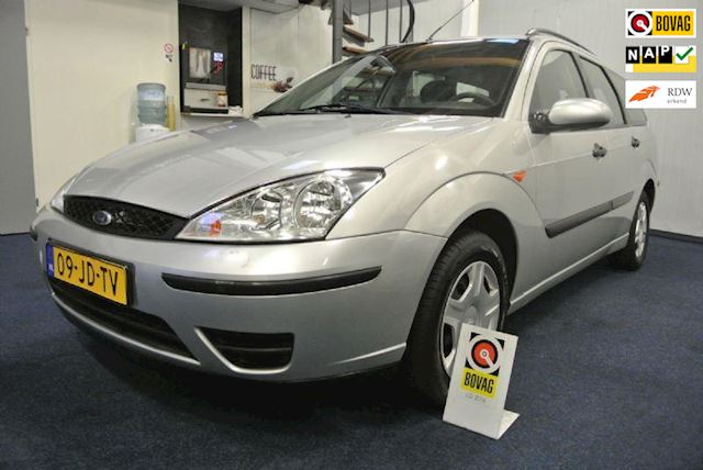 Ford Focus occasion - Cobicar