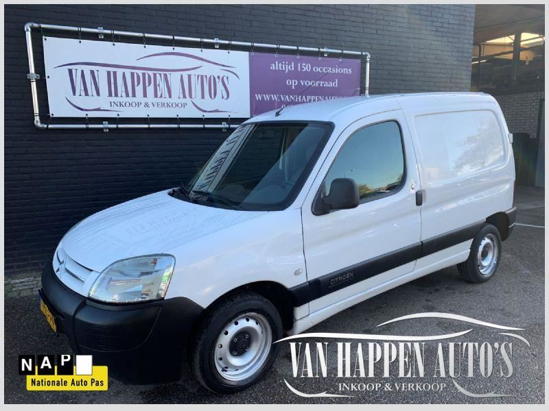 Citroen Berlingo occasion - Van Happen Auto's