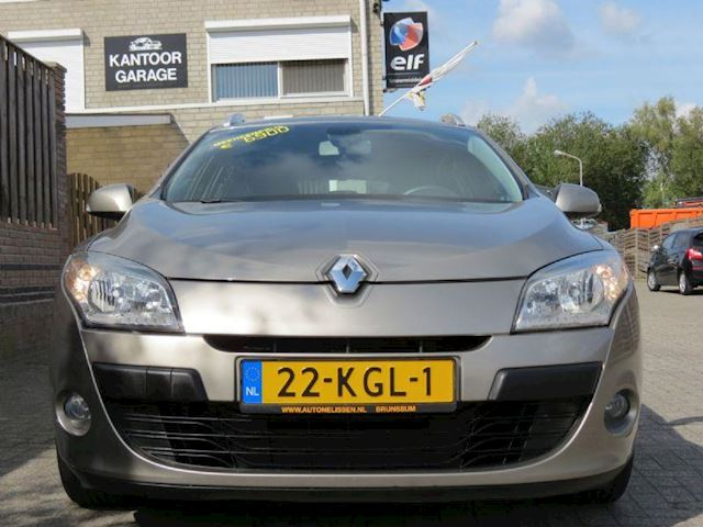 Renault Megane Estate 1.6 Expression Dealer Onderhouden/ Navi / Cruise Contr.
