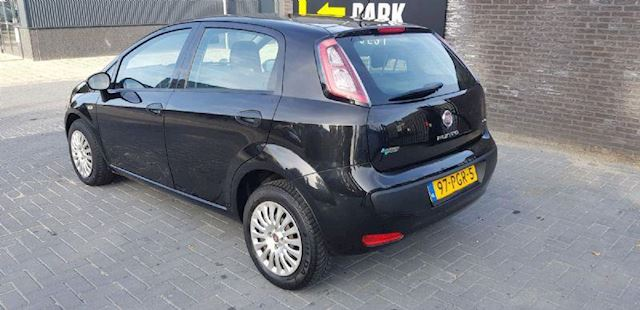 Fiat Punto Evo 1.4 Natural Power Active CNG!