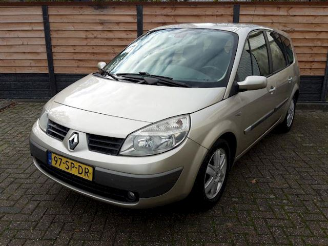Renault Grand Scénic 1.9 DCI 7 PERSOONS CLIMA KEYLESS GO