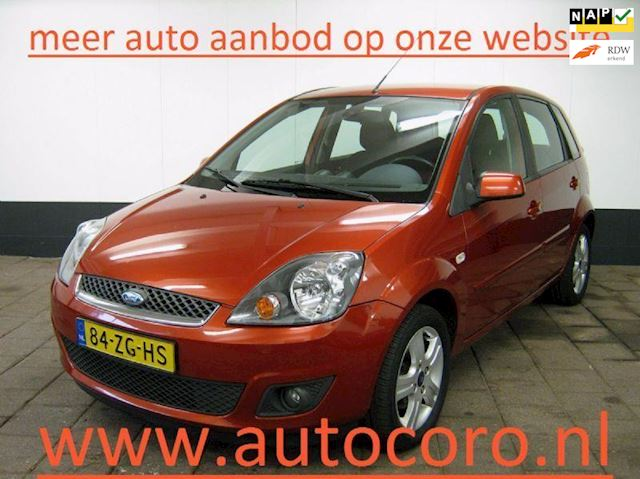 Ford Fiesta 1.4 TDCI FUTURA-LUXE CLIMA PDC 5-DEURS