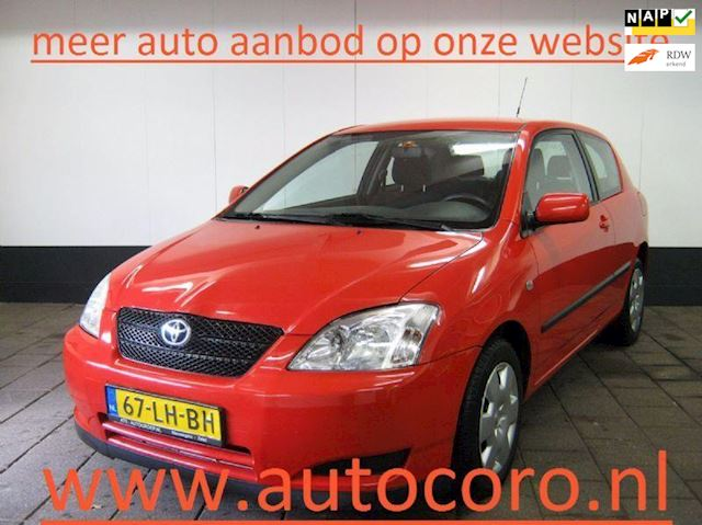 Toyota Corolla 1.6 16V VVTI AIRCO STUURBEKRACHTIGING