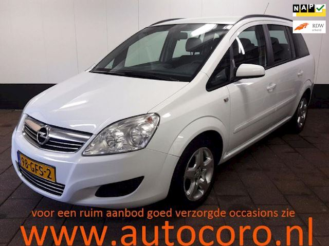 Opel Zafira 1.7 16V CDTI BUSINESS 6-BAK 7 PERSONEN TOP STAAT