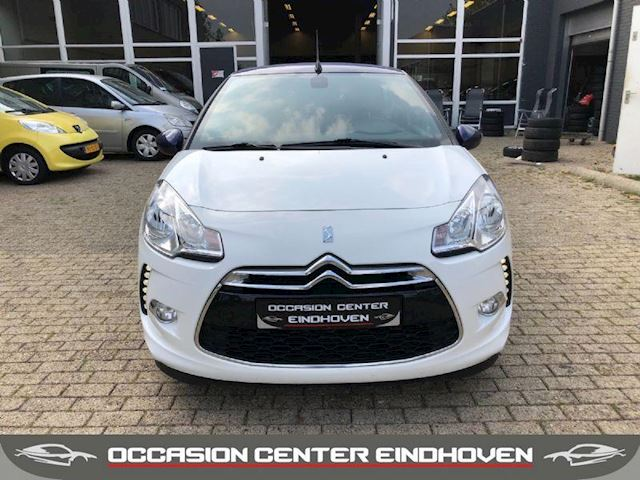 Citroen DS3 1.6vti 120pk airdream so chic cabrio/nieuwstaat/vol opties