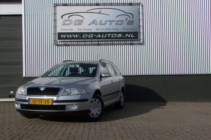 Skoda Octavia occasion - DG Auto's