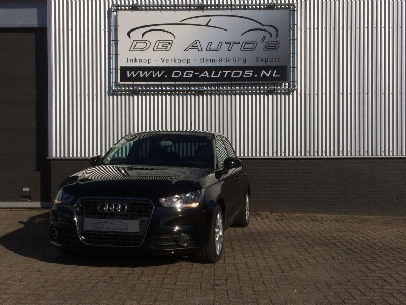 Audi A1 sportback occasion - DG Auto's