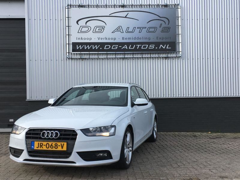 Audi A4 occasion - DG Auto's