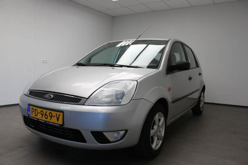 Ford Fiesta occasion - Autoservice Axacars