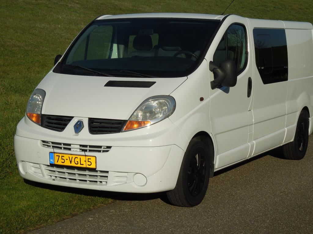Renault Trafic occasion - Auto Outlet