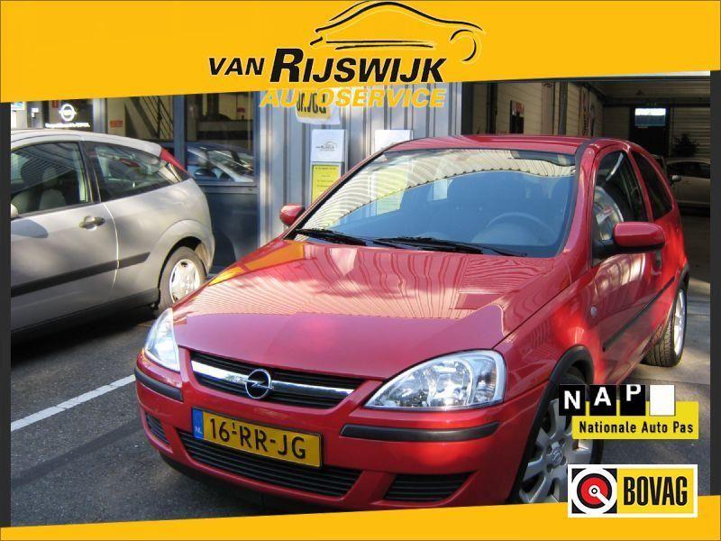 Opel Corsa occasion - Van Rijswijk Autoservice