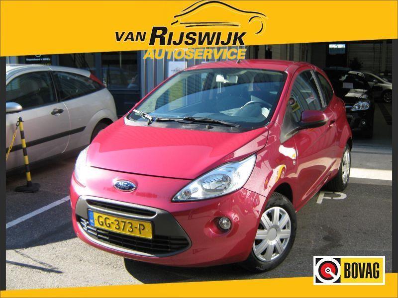 Ford Ka occasion - Van Rijswijk Autoservice