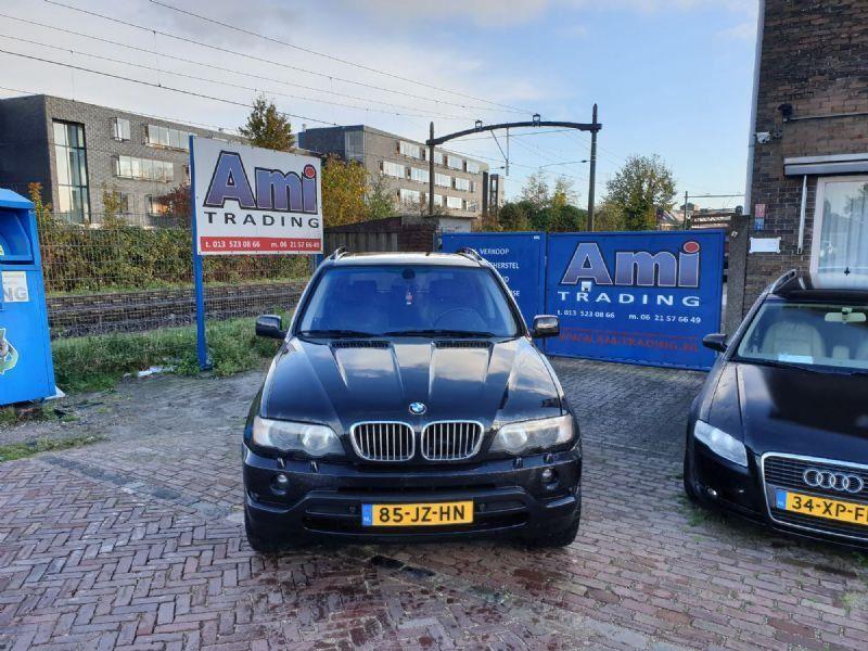 BMW X5 occasion - Ami Trading