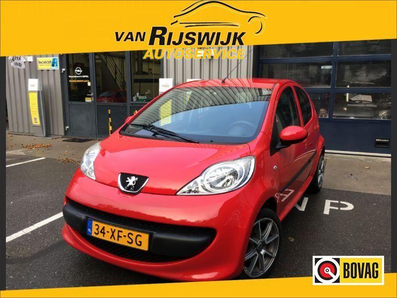 Peugeot 107 occasion - Van Rijswijk Autoservice
