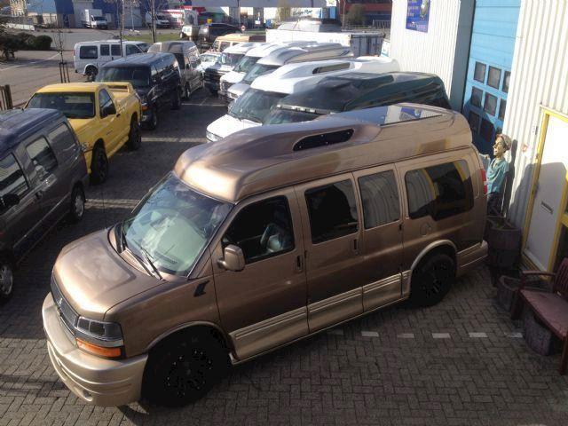Chevrolet Chevy Van GROOTSTE ChevyVan Specialist van Europa.