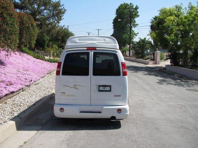 Chevrolet Chevy Van GMC 2011 Camper G3 gasinstalatie