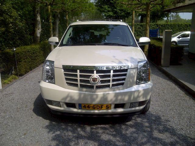 Cadillac Escalade 2008 ESV 6.2  FULL OPTIONS