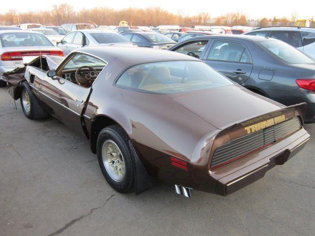 Pontiac Trans AM TRANS AM met schade