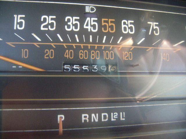 Chevrolet Caprice COUPE 1980