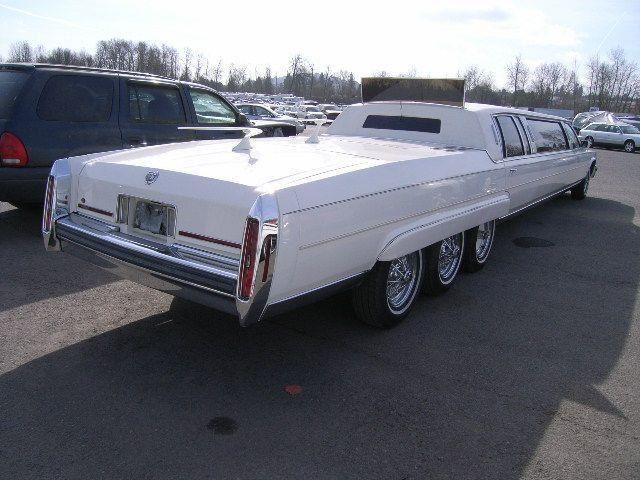 cadillac fleetwood super limousine te koop en wegenbelasting vrij Limousine Te Koop.htm #4
