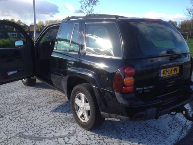Chevrolet TrailBlazer 2003 Trailblazer LTZ 4 WD