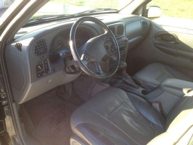 Chevrolet TrailBlazer 2003 Trailblazer LTZ 4 WD