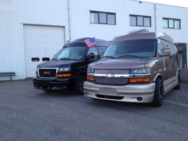 Chevrolet Chevy Van CHEVY VAN LPG G3 2002 !!!!!!!