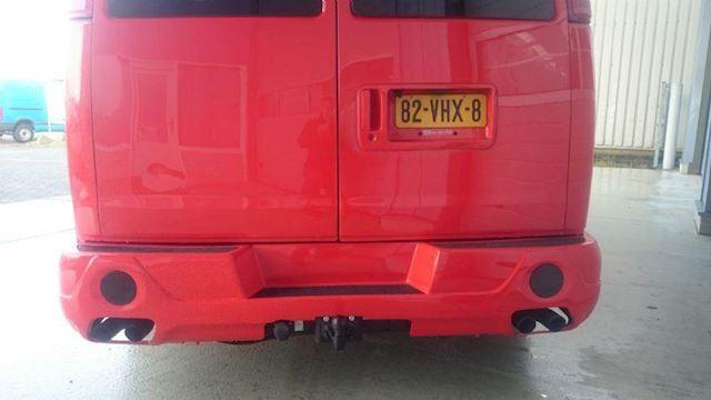 Chevrolet Chevy Van CHEVY VAN 2021 / camper / RR/SE