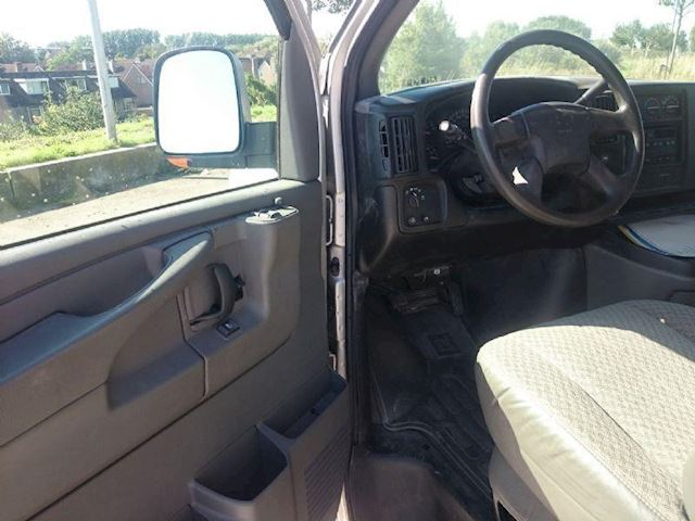 Chevrolet Chevy Van CHEVY VAN b.j 2003 2004 Camper