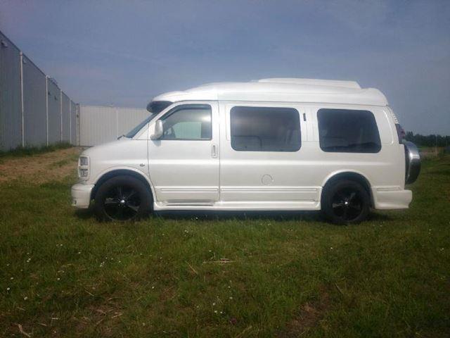Chevrolet Chevy Van CHEVY VAN explorer Camper kent met LPG G3 B.J 2000.